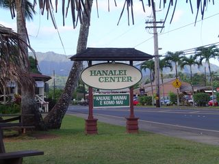 Princeville house photo - Hanalei Center Kauai, quaint shops, restaurants and cafes, don't miss it!