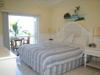 Playa Azul condo photo - Each bedroom has french doors that open to lanai