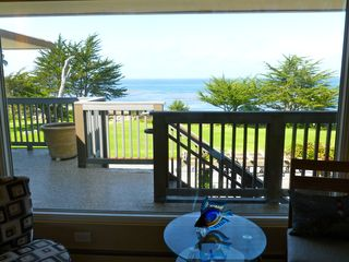 Pacific Grove condo photo - Deck