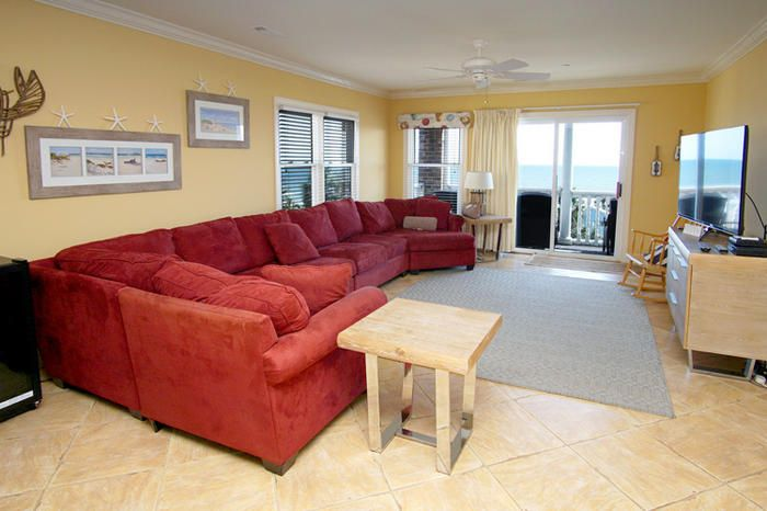 Drayton House 302 Spacious 3 Bedroom Oceanfront Condo With Updated Kitchen