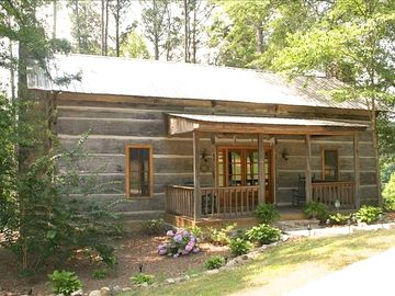 Guntersville Lake house rental - Two Cabins Lodge is the perfect place to make your next vacation memories.