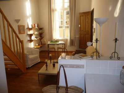 Charming apartment at the heart of the Luberon in Apt