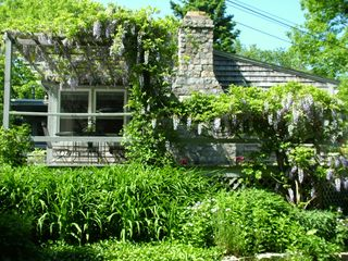 Cape Elizabeth cottage photo - Vine dinning