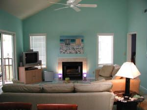 Rehoboth Beach condo photo - Living Room #2