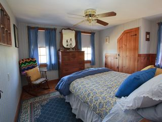 Londonderry farmhouse photo - Blue Double bedroom