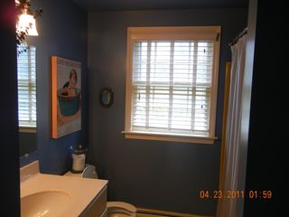 Main floor full bathroom - East Orleans house vacation rental photo