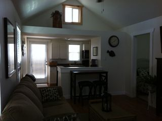 Wildwood bungalow photo - Vaulted ceiling, roomy