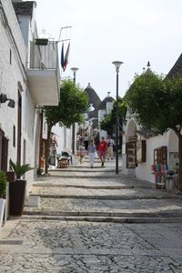 World Heritage Site of Alberobello
