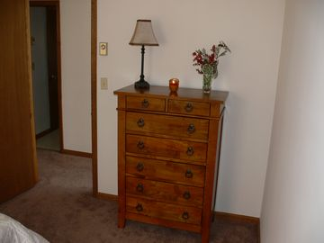 Trundle Bedroom on 2nd Floor Sleeps Two, Chest
