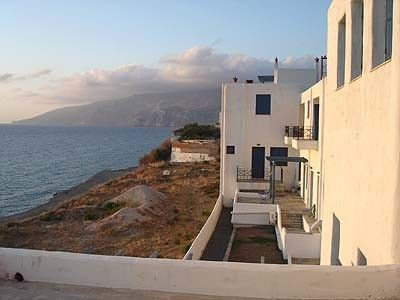 Holiday Apartment on Beach in Skyros Island, Greece