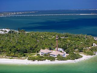 Sanibel Island condo photo - Sanibel Lighthouse Aerial View