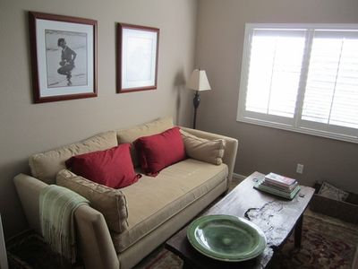 Palm Springs house rental - Den