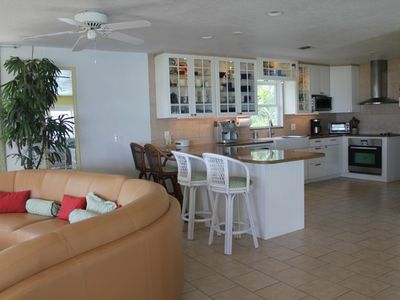 Cocoa Beach house rental - Kitchen area
