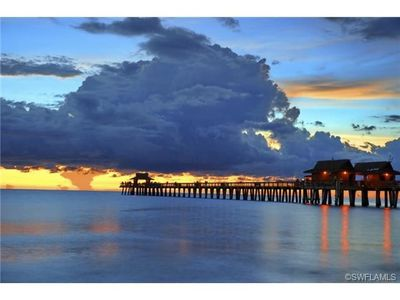 Naples Pier Beautiful Sunsets!