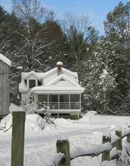 West Stockbridge farmhouse photo - Farmhouse in Winter