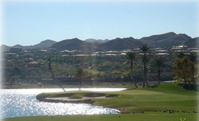 Beautiful Golf Courses & Views