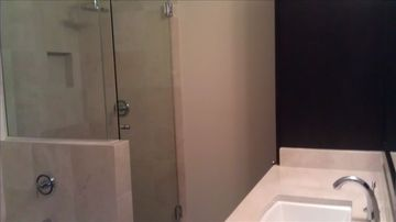 Bathroom with Standup shower and Tub Separate