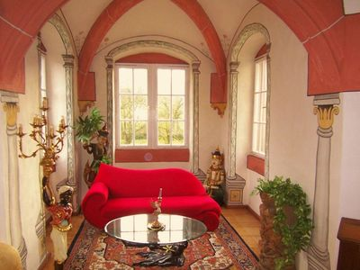 Spacious castle apartment in perfect surrounding - Holiday apartment number 2