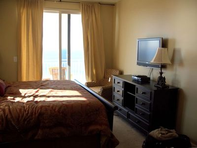 One of the Few Units Where Both King Bedrooms Have Ocean Views (LCD TV)