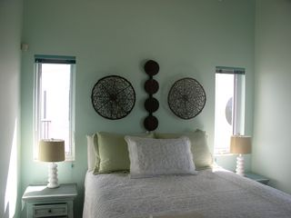 Providenciales - Provo apartment photo - The Bed Room with Queen Size Bed!