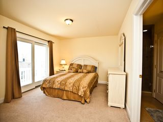 Atlantic City townhome photo - Second Bedroom with Private Deck!