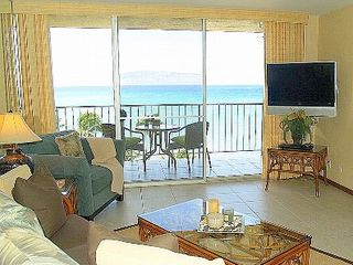 Kahana condo photo - Modern, open floor plan with full Ocean Views!