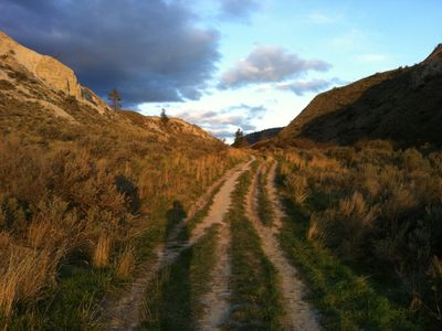 kamloops trails