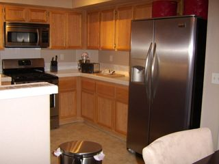 Las Vegas condo photo - Kitchen with LG stainless steel appliances
