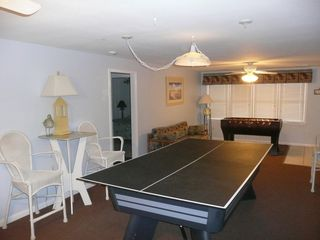 Crescent Beach house photo - First floor game room!
