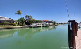 Vacation Homes in Marco Island house photo - Catch Snook and Redfish from our Dock ....
