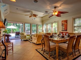 Key West house photo - The open plan is perfect for entertaining.