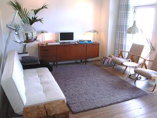 Living - East Amsterdam apartment vacation rental photo