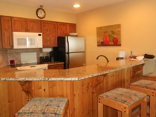 Stratton Mountain condo photo - Kitchen update