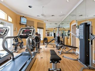Emerald Island townhome photo - Clubhouse gym