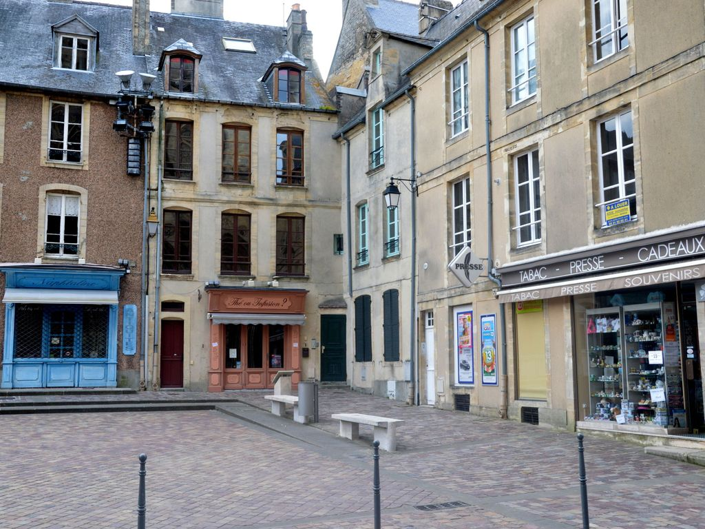 Holiday apartment, 21 square meters , Bayeux, France