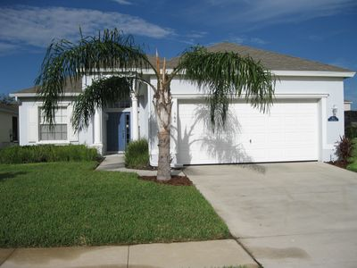 Gated community, Disney & Lego Land 20 minutes, WiFi, Games Room, Heated Pool