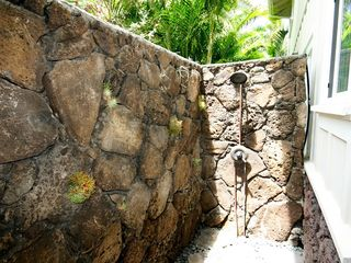 Kailua house photo - 1st Floor Rock Shower