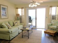 Right on the Beach! Beautiful 2 BR  2.5 BA Townhouse with Amazing Sunsets!
