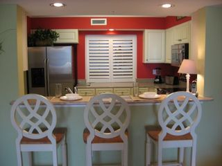 Fort Walton Beach condo photo - Kitchen from Living room
