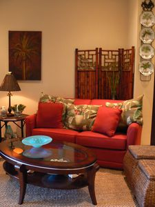 Playa Conchal condo rental - Living room