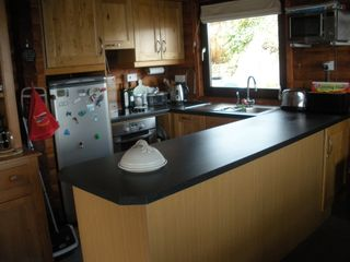 Mizen Head bungalow photo - Fully-fitted galley kitchen