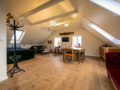 Bright And Cosy Roof Studio In The Heart Of Reykjavik