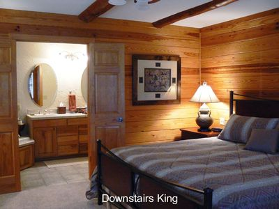 Downstairs King