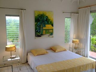 Terres Basses villa photo - Friendly villa, friendly island, the real life...