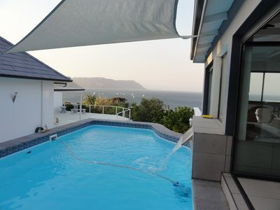 Luxury-Vacationhouse with: Pool, Panoramic sea views, Summer from December-May