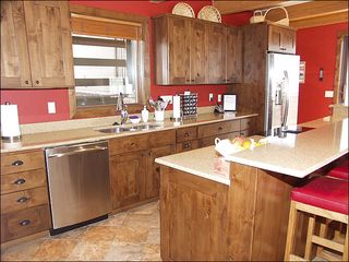 Snowmass Village house photo - Another Kitchen View