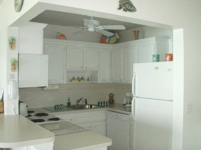 Key Colony Beach condo rental - Kitchen