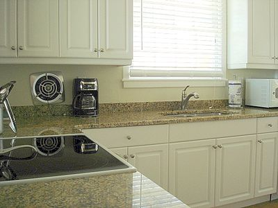 Fort Myers Beach house rental - Kitchen, updated in 2010