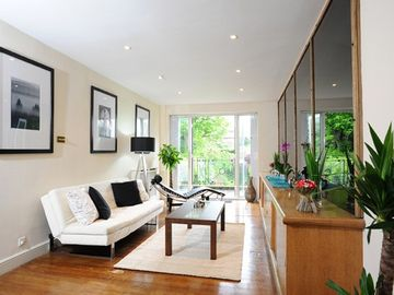 St John's Wood house rental - Lounge