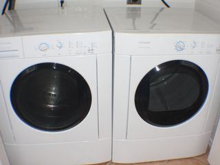Green Valley townhome photo - Front Load Washer and Dryer